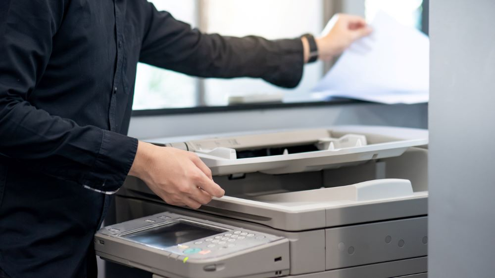 Why Your Company Still Needs a Business Copier